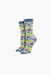 mens one eyed fruit socks