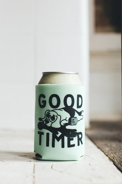 good timer koozie