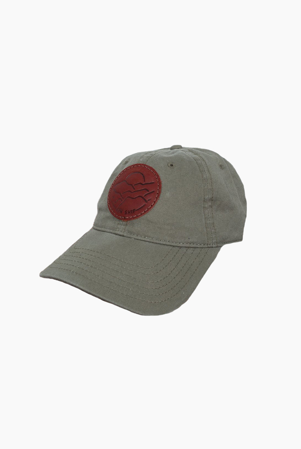 mountain cap, olive