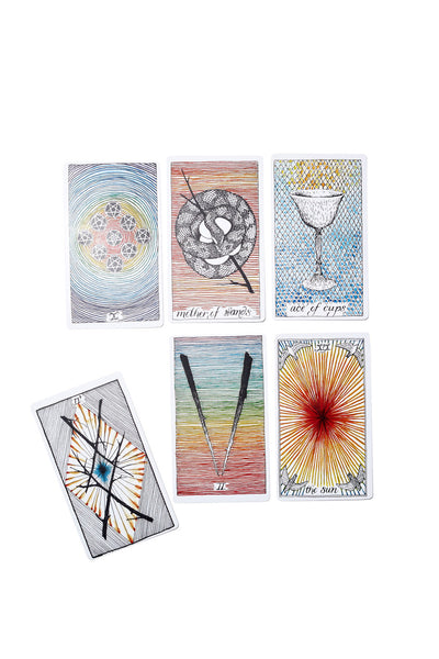 wild unknown tarot deck & guide