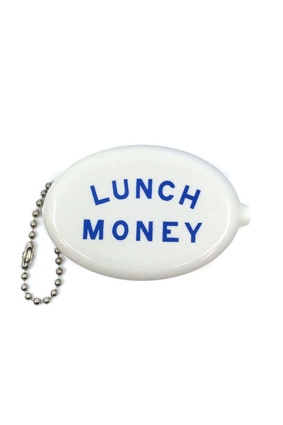 lunch money coin pouch