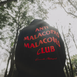 Anti Malacopas Club - Sudadera