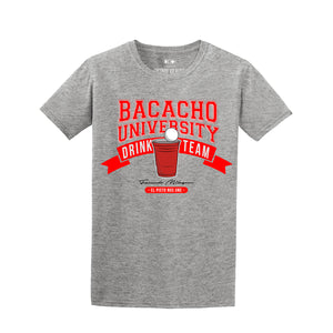 Drink Team - Bacacho University | T-Shirt