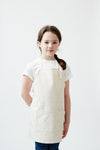 Kids Apron- Silver Star
