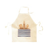 Kids Apron -Navy Stripe