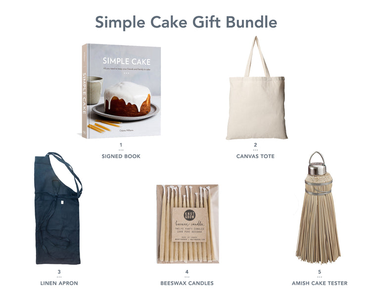 Holiday Baking Women's Gift Bundles