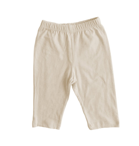 Kids Organic Pants - Natural