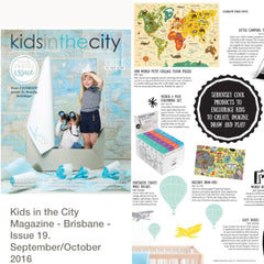 Kids in the city magazine