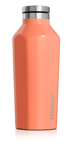 Corkcicle Canteen 265ml - Peach Echo