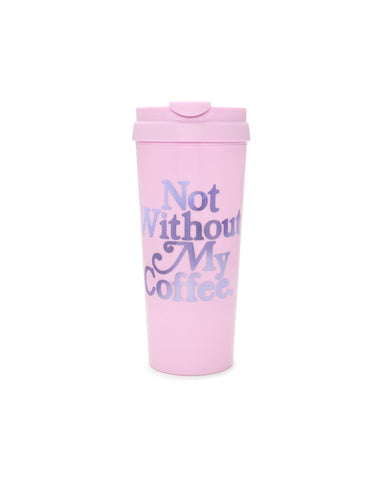 Ban.do Thermal Mug - Without My Coffee - Neapolitan Homewares