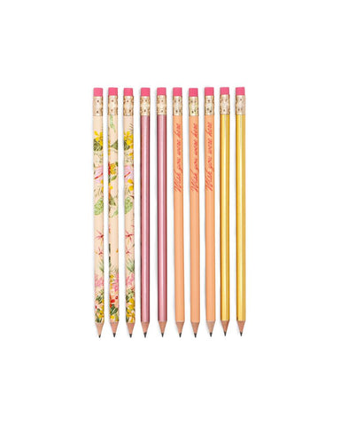 Ban do Pencil Set Paradiso - Neapolitan Homewares