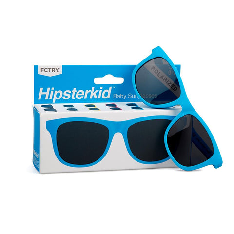 Fctry Hipsterkid Sunglasses - Blue - Neapolitan Homewares