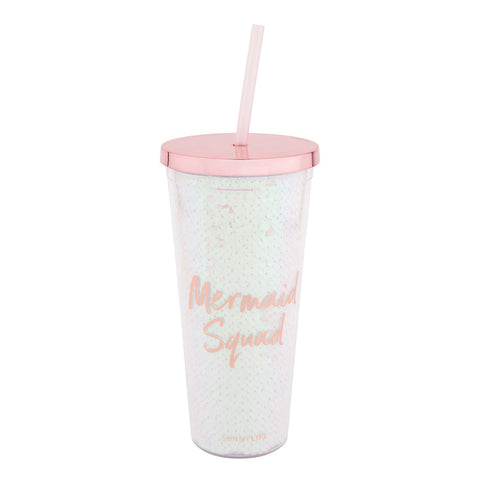 SunnyLife Tumbler - Mermaid-SunnyLife-Neapolitan Homewares