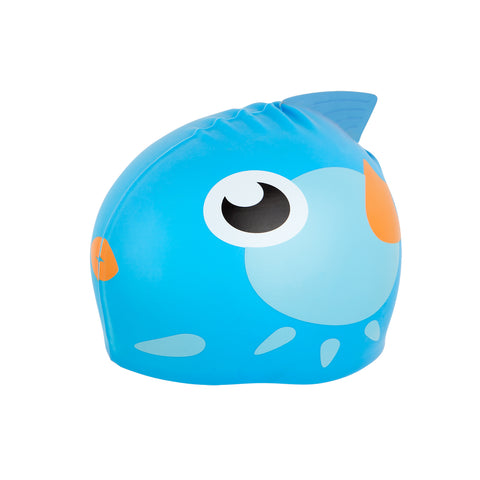 SunnyLife Kids Swimming Cap - Pufferfish-SunnyLife-Neapolitan Homewares