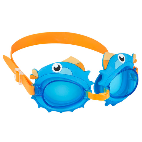 SunnyLife Kids Swimming Goggles - Pufferfish-SunnyLife-Neapolitan Homewares