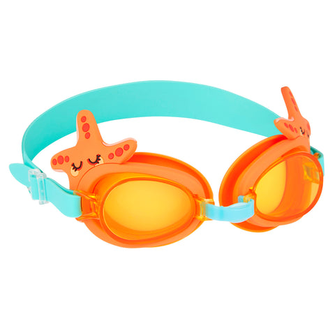 SunnyLife Kids Swimming Goggles - Starfish - Neapolitan Homewares