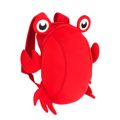 SunnyLife Kids Neoprene Backpack - Crabby - Neapolitan Homewares