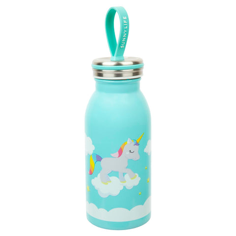 SunnyLife Kids Water Bottle Flask - Unicorn-SunnyLife-Neapolitan Homewares