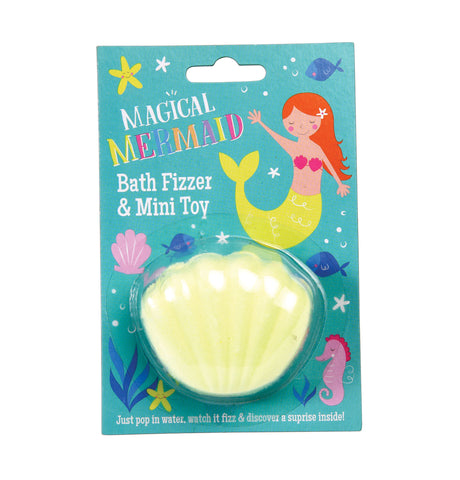 Rex London Bath Fizzer - Mermaid - Neapolitan Homewares