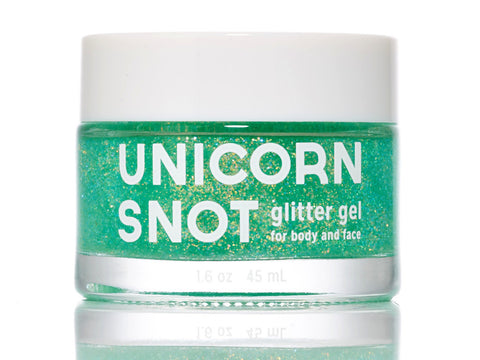 Fctry Unicorn Snot Gel - Blue Green