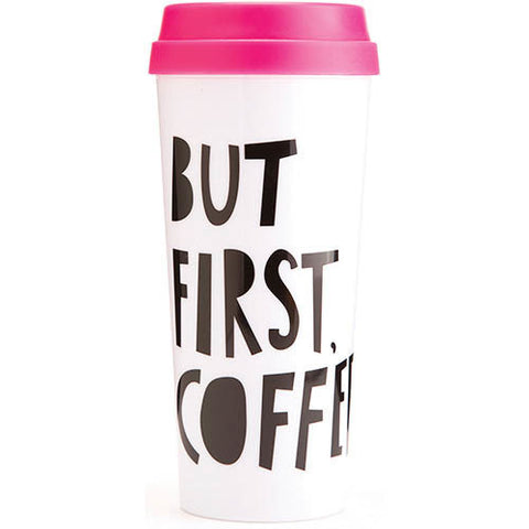 Ban.do Thermal Mug - But First Coffee