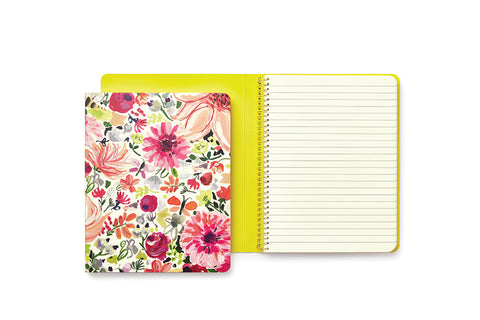 Kate Spade Spiral Notebook Dahlia - Neapolitan Homewares