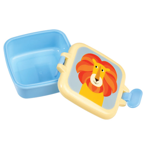 Rex London Mini Snack Pot - Lion
