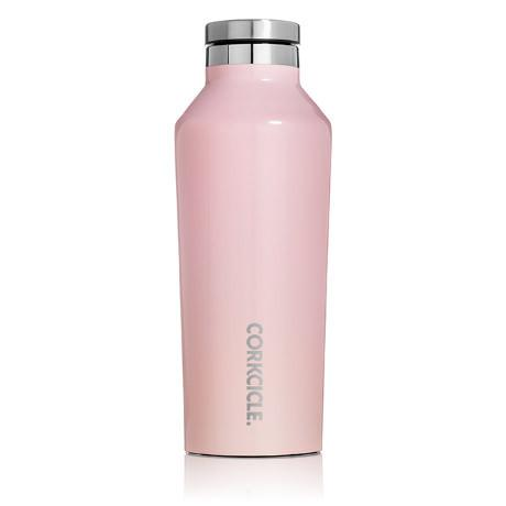 Corkcicle Canteen 265ml - Rose Quartz