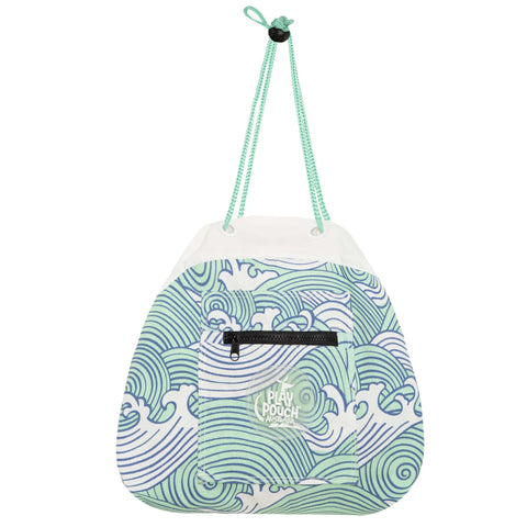 PlayPouch Aqua Storage - Waves - Neapolitan Homewares