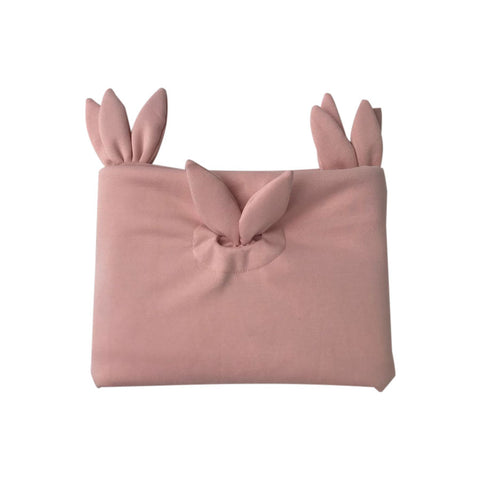 Spinkie Bunny Ears Blankie - Pink