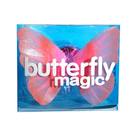 Butterfly Magic Light Pink Orange - Neapolitan Homewares