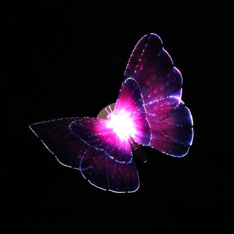 Butterfly Magic Light Purple