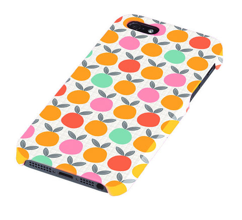 Mr & Mrs CLYNK iPhone 5 case - Apples