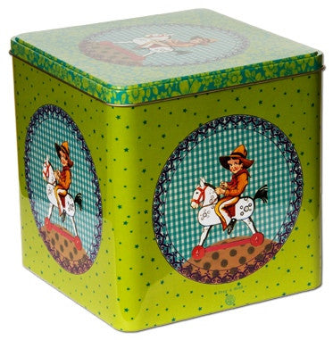 froy & dind retro print storage tins. Available at Neapolitan Homewares & Lifestyle www.neapolitan.net.au