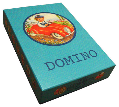 froy & dind kids domino game - Neapolitan Homewares