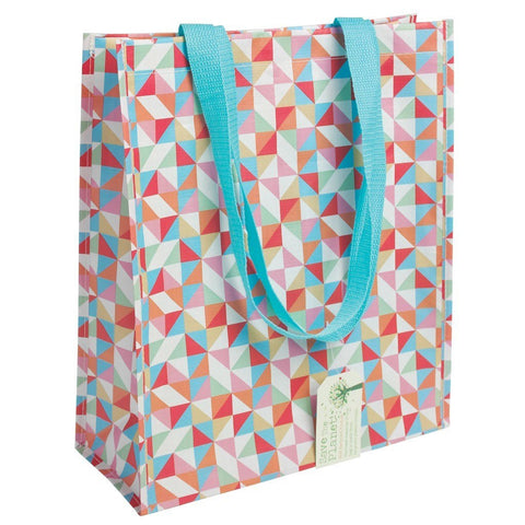 Rex London Shopper Bag - Geometric - Neapolitan Homewares