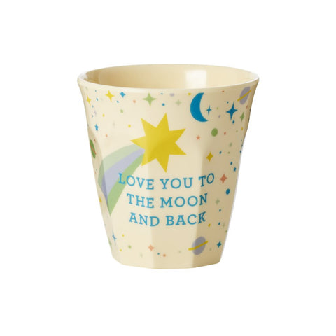 RICE Kids Melamine Cup - Boys Universe