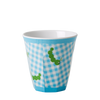 RICE Kids melamine cup - Caterpillar print - Neapolitan Homewares