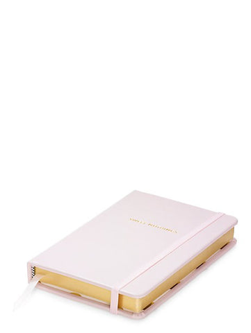 Kate Spade Medium Notebook Light Pink - Neapolitan Homewares