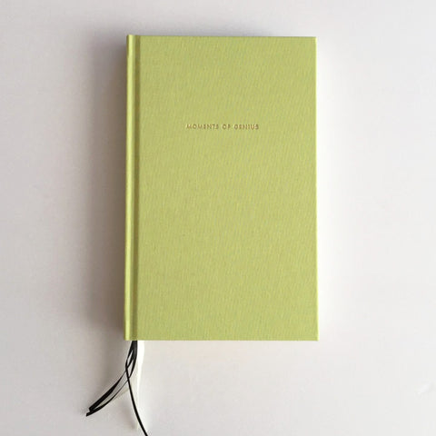 Kate Spade Linen Journal