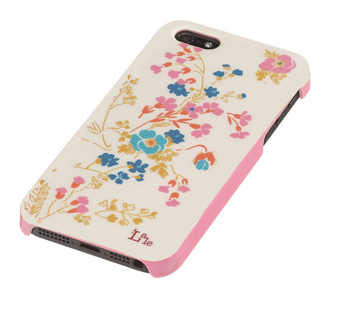 Lalé vintage print iPhone 5 case - Flowers - Neapolitan Homewares