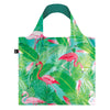 Loqi Shopping Bag - Flamingos - Neapolitan Homewares