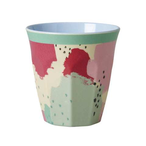 RICE melamine two tone tumbler - Splash-RICE-Neapolitan Homewares