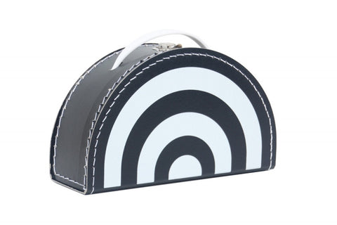 Kids Boetiek Suitcase - Monochrome - Neapolitan Homewares