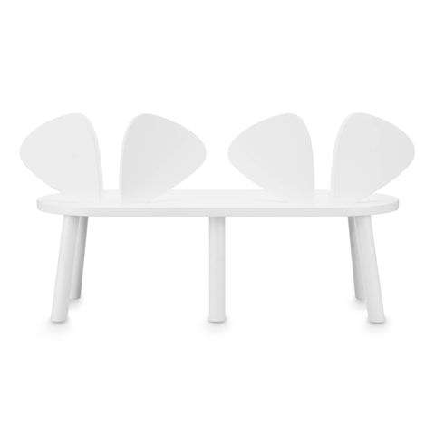 Nofred Mouse Bench Chair - Neapolitan Homewares