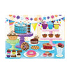 Peaceable Kingdom Scratch & Sniff Puzzle - Sweet Smells Bakery - Neapolitan Homewares