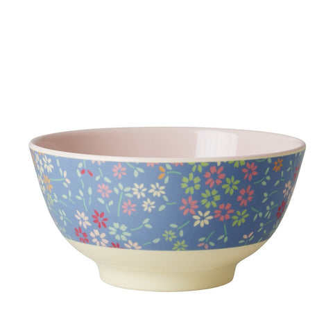 RICE melamine two tone bowl - Wild Flower-RICE-Neapolitan Homewares