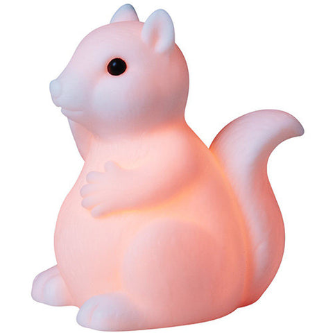 RICE Colour Changing Lamp Squirrel