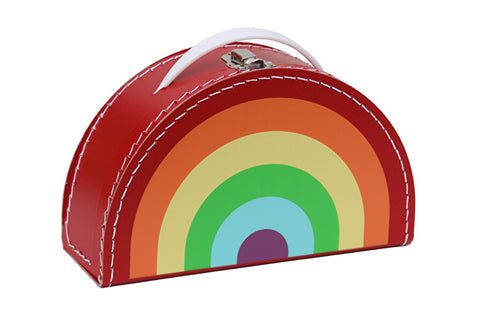 Kids Boetiek Suitcase - Bright Rainbow
