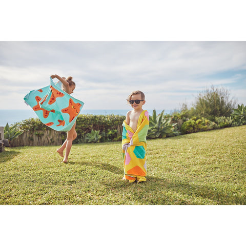 SunnyLife Kids Towel - Starfish-SunnyLife-Neapolitan Homewares